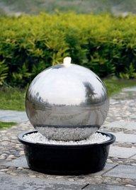 kugelbrunnen kaufen 2016 kugelbrunnen f r den garten kaufen edelstahl kugelbrunnen mit. Black Bedroom Furniture Sets. Home Design Ideas